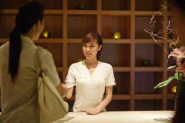 five ways to optimize spa reception productivity to