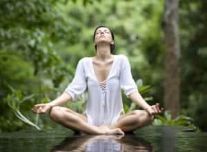 yoga and massage
