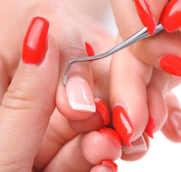 Manicures and Pedicures to a professional standard taught in Bali