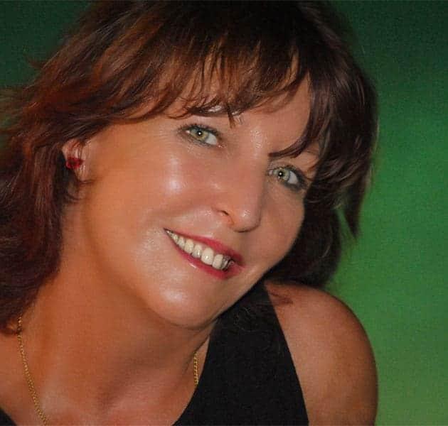 Portrait of Bali International Spa Academy Founder, Penny Ellis