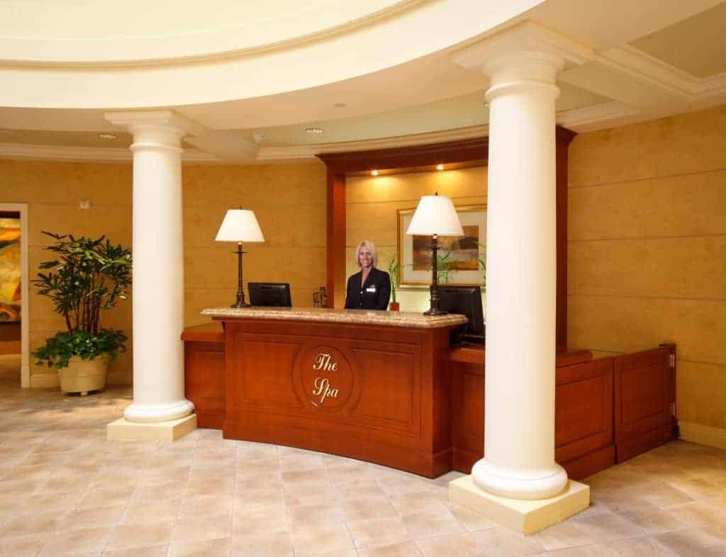 spa-reception