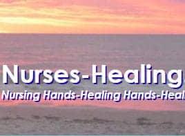 Nurses Healing Logo