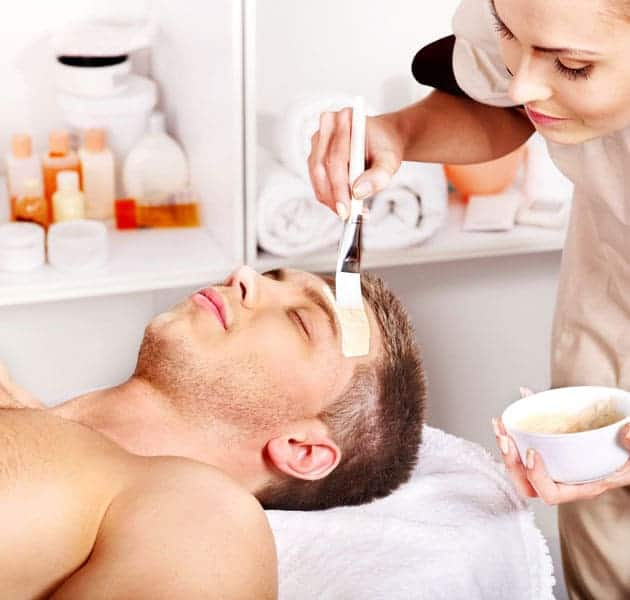 The VTCT Male Facial and Skin Care Level 2 Award course taught at the Bali Spa & Salon Training School (BISA) covers cleansing, steaming, eyebrow shaping & shaving methods for males.