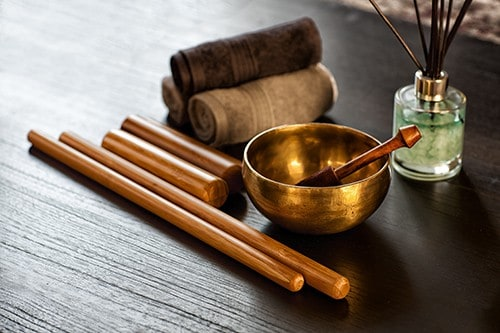 Bamboo Massage Sticks