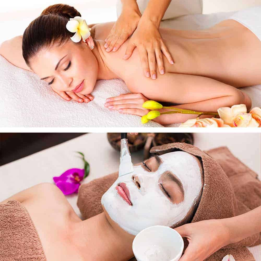 Body Massage Training with learning the foundation of aesthetic & beauty treatments are combined into 60-day discounted package
