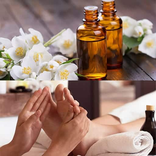 ITEC complementary and alternative therapies certificate teaches basic massage techniques, aromatherapy massage and foot reflexology
