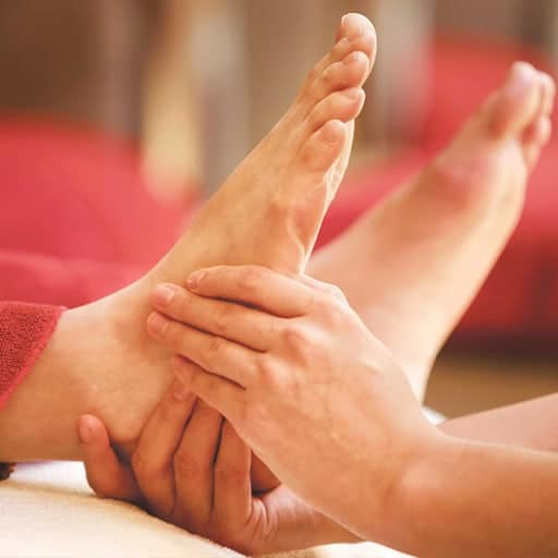 An ITEC reflexology certificate provides an internationally recognized certification as a reflexologist