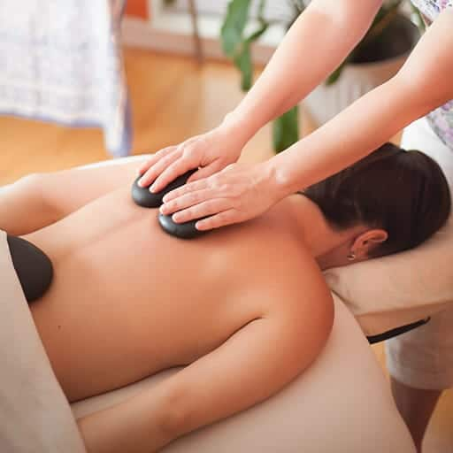 ITEC stone massage therapy course at Bali BISA in Sanur, Bali