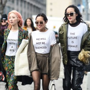 feminist fashion week