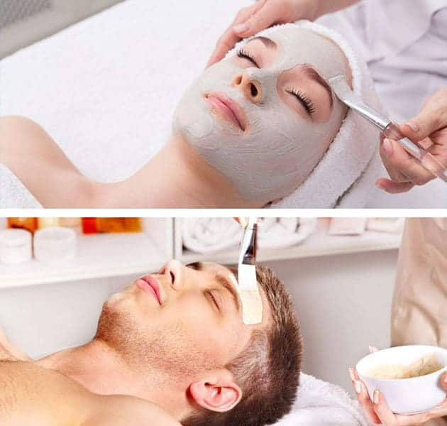 Facial Package for Men and Women