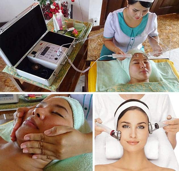 Essential Face Care and Electrical Facial Treatments