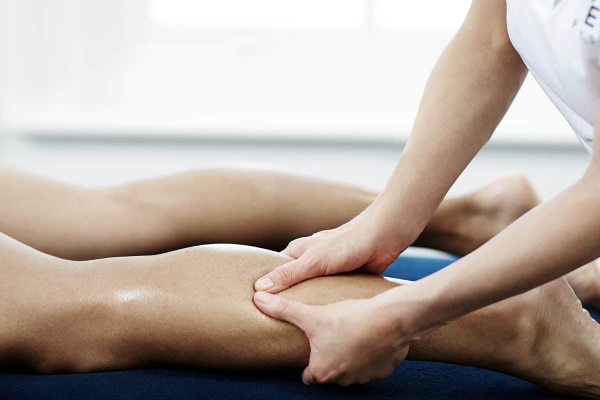 Sports Massage course at Bali BISA