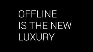 spa business with social and digital marketing - social media detox